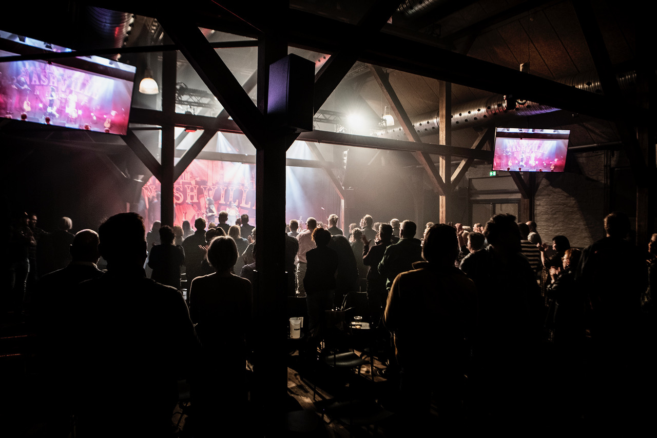 Nashville Nights International Songwriters Festival